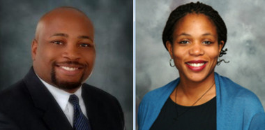 Kenyatta and Tracey Brame will receive a national award from the Boy Scouts of America.  Courtesy image.