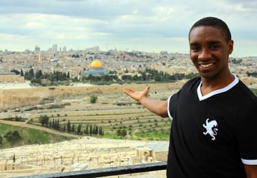 Zeno Joyce at Mount Olive
