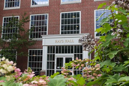Hays Science Hall