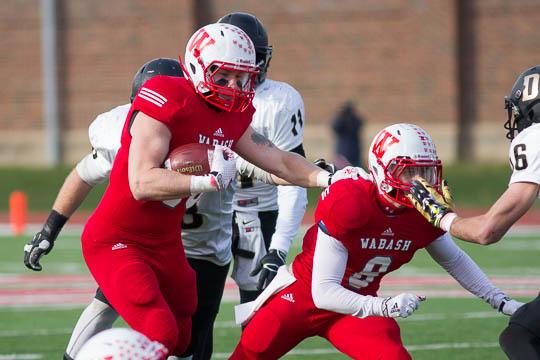 Mason Zurek will be aback for his senior year